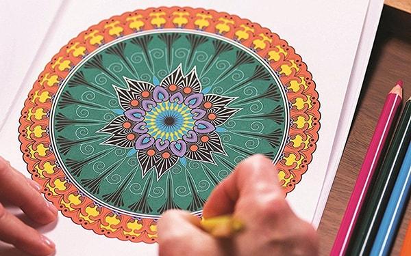 Mandala Sanatı Hakkında Faydalı Bilgileri Blog Sayfamızda